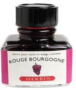 Herbin 30ml Rouge Bourgogne