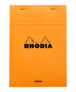 Rhodia No.16 A5, grid 5x5, yellow paper