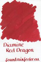 Diamine 80ml Red Dragon