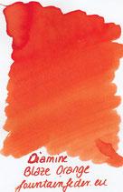 Diamine 80ml Blaze Orange