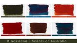 Blackstone Scents of Australia Ink Samples