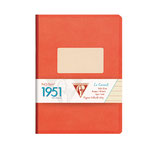 Clairefontaine 1951 Back to Basics Notebook A5, softcover, 96 sheets lined, 90g/m² white