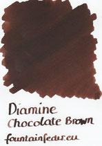 Diamine 80ml Chocolate Brown