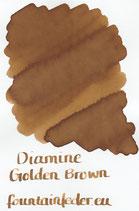 Diamine 30ml Golden Brown