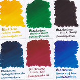 Blackstone Colours of Australia Ink Samples