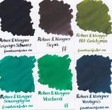 Rohrer & Klingner Ink Samples