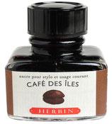 Herbin 30ml Cafe des Iles