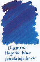 Diamine 80ml Majestic Blue