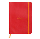 Rhodiarama A5 Flex Notebook  Dotted Poppy Red