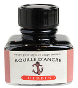 Herbin 30ml Rouille D'Ancre