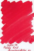 Diamine 30ml Poppy Red