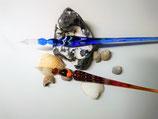 Herbin Large marble glas dip pen