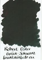 Robert Oster Grün - Schwarz