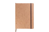 Clairefontaine Basic My Essential Notebook A5 , Dot, Tan