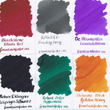 Alper's Favourite inks Bundle