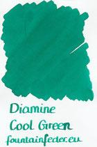 Diamine 30ml Cool Green