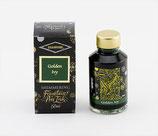Diamine Shimmer 50ml  Golden Ivy