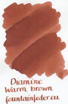 Diamine 30ml Warm Brown