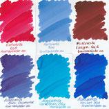 Monteverde Ink Samples 2ml