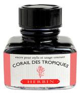 Herbin 30ml Corail des Tropiques