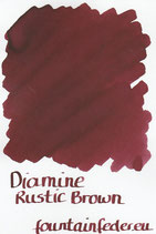 Diamine 30ml Rustic Brown
