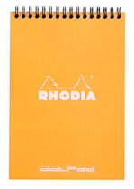 Rhodia No.16 Spiral Bound A5, 80 sheets
