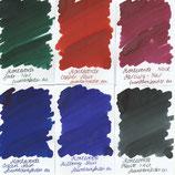 Monteverde Noir Ink Sampels 2ml