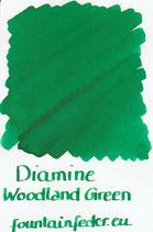 Diamine 30ml Woodland Green