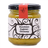 Zucchini-Ingwer Chutney