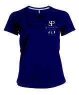 Tee-Shirt Sport femme logo SP COACH'IN