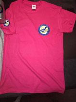 Making Waves T-shirt (Pink)