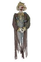 Zombie Vogelscheuche Halloween Deko Hängefigur