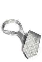 Christian Greys Silver Tie (Ref. 25944880)