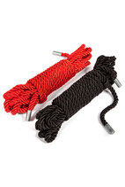 Restrain Me Bondage Rope Twin Pack (Ref. 25952421)