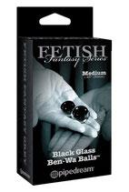 BLACK GLASS BEN WA BALLS