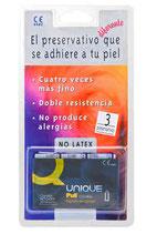 UNIQUE SIN LATEX Caja 3 unidades (Ref. 4509)