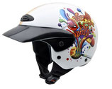 Casco 3D Single II Chupa-Chups Mouth Junior