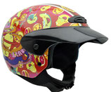 Casco 3D Single II Chupa-Chups Galaxy Junior