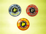 Adhesivo Relieve Bultaco