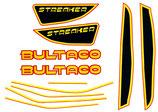 Calcas Streaker 74-125 blanca