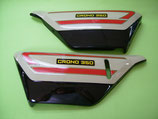 Placas laterales Montesa Crono 350