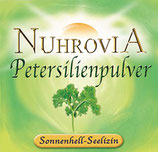Petersilienpuver - Nuhrovia