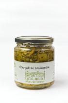 Zucchini mit Minze (250g)