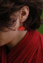 Boucles d'oreilles Dino's