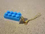 Lego bleu et blanc