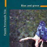 CD Blue and green