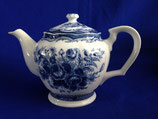 Blue Rose Fine China - theepot