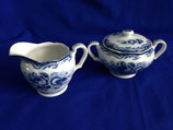 Blue Rose Fine China - roomstel