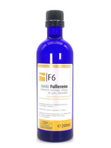 Ionic F6, kolloidales Fullerene