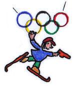 Olympia Geburtstag - Grundpaket